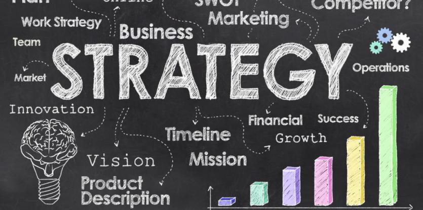 4 bước xây dựng chiến lược kinh doanh hiệu quả