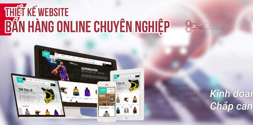 Bí quyết thành công của website bán hàng